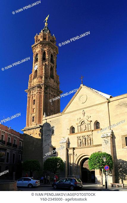 San Sebastian Church, Antequera, Malaga, Andalusia, Spain