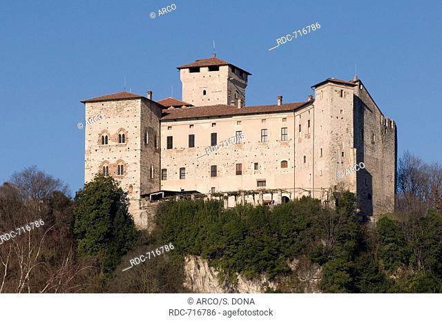 Rocca d'Angera, Lake Maggiore, Italy