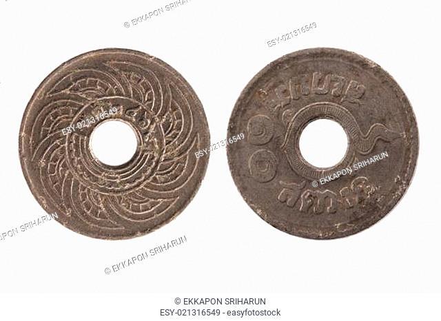 2469 thai coin