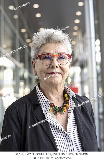 Martina MEUTH, Germany, Author, Hobbykoechin, TV presenter, 11.10.2018 Frankfurt Book Fair 2018 from 10.10 - 14.10.2018 in Frankfurt am Main / Germany