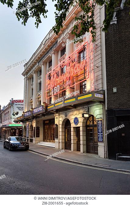 Saint Martins Theatre,West End,London