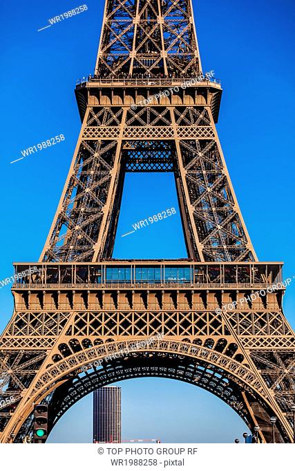 France;Paris;Eiffel Tower