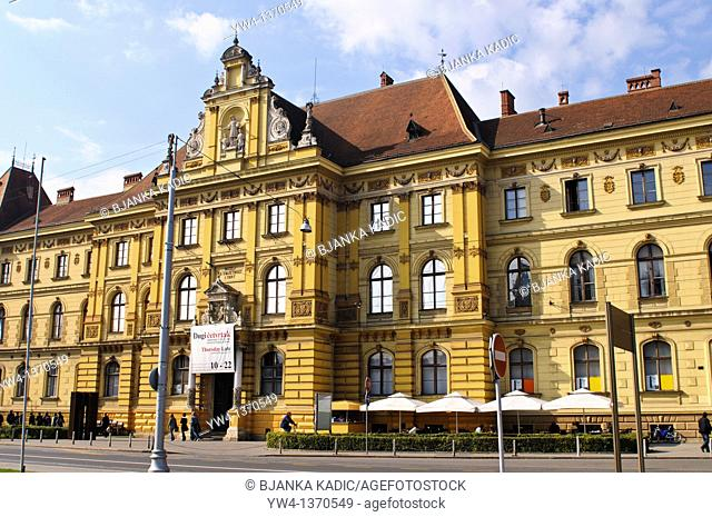 Arts and Crafts Museum, Zagreb, Croatia