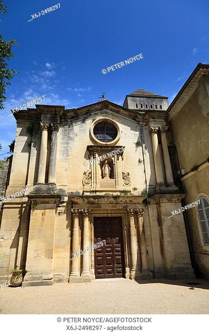 Maison de Sante Saint Paul at Saint Remy