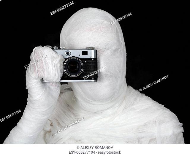 Photographer - mummy