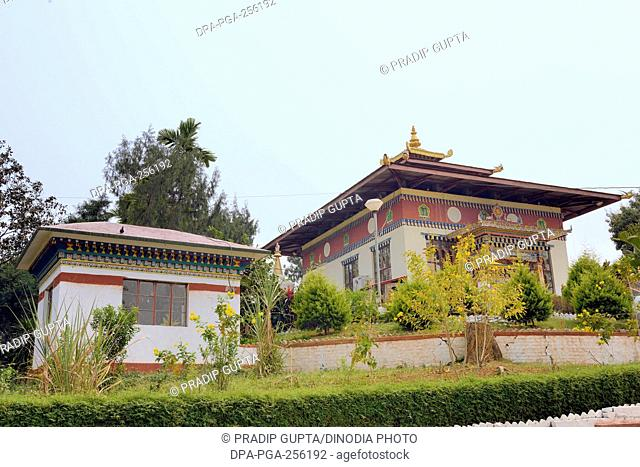 Monastery, Bhutan, asia