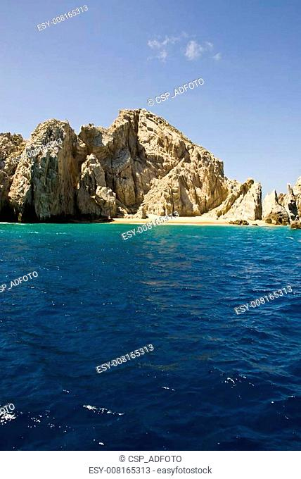 Mexico - Rocks and beaches
