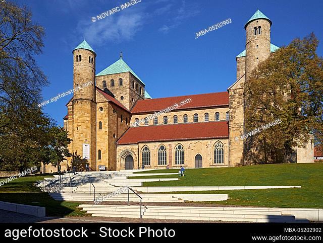St. Michael Church in Hildesheim, Lower Saxony, Germany