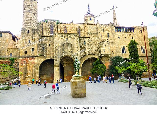 Ramon Berenguer III, Count of Barcelona Barcelona Spain the cosmopolitan capital of Spainâ. . s Catalonia region, is known for its art and architecture