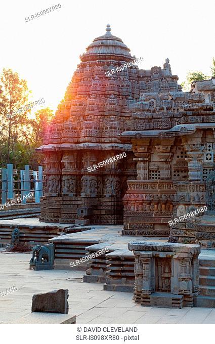 Chennakesava temple, Somanathapura near Mysore, Karnataka
