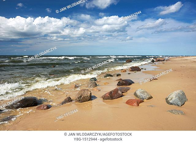 Wolin National Park, Baltic Sea, Poland, Europe