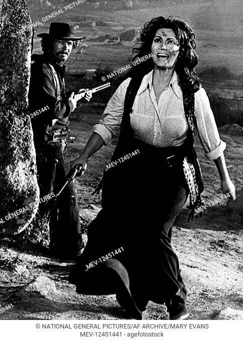 Stephen Boyd & Rosanna Schiaffino Characters: Rimes & Fan Davidge Film: The Man Called Noon; Un Hombre Llamado Noon; Lo Chiamavano Mezzogiorno (1973) Director:...