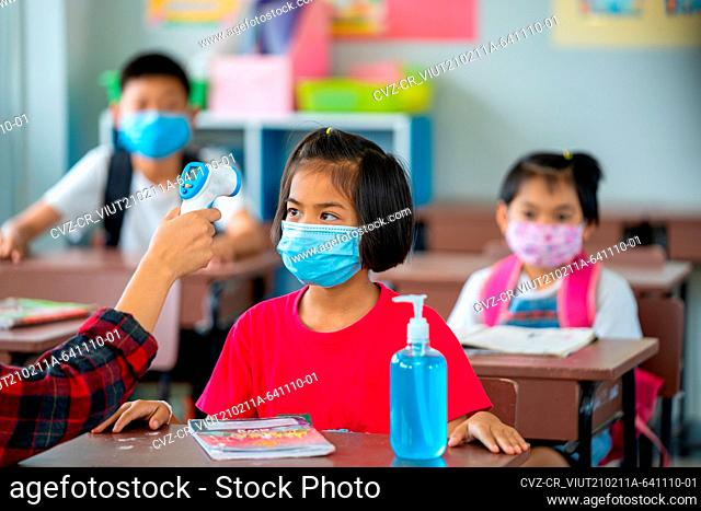 Prevention against Covid-19 in the elementary school education c