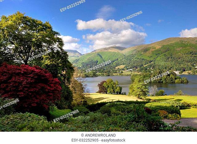 Grasmere, the Lake District, Cumbria, England