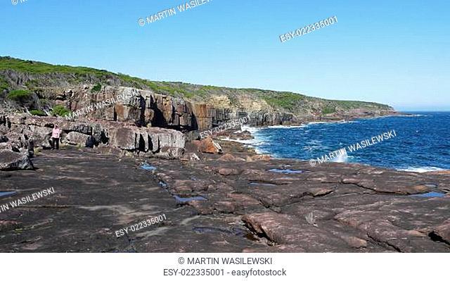 Australiens wilde Küste