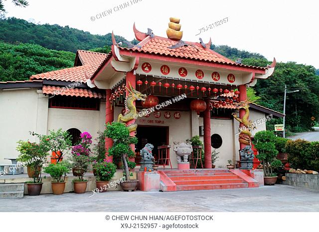 One of the Chinese Temple in George Town, Penang, Malaysia