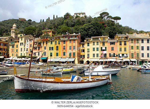 Portofino. Italian Riviera, Liguria, Italy