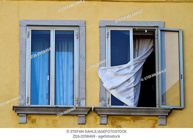 Window in Venice, Italy