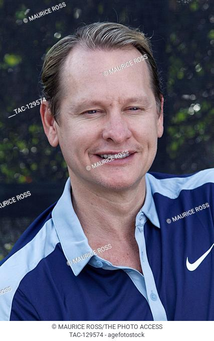 Carson Kressley, TV Personality at the Chris Every Pro-Celebrity Classic in Boca Raton FL November 18, 2016