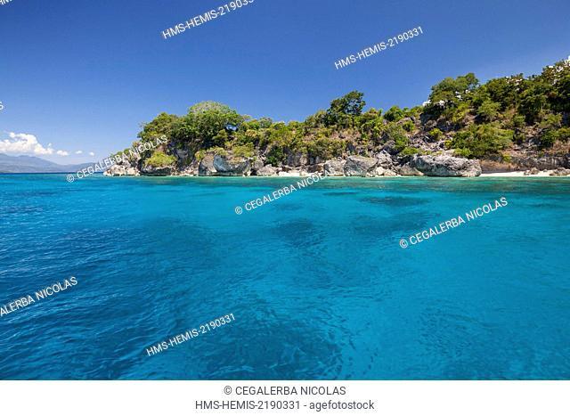 Indonesia, Lesser Sunda Islands, Alor archipelago, Buaya Island
