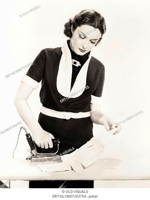 Ironing it out (OLVI007-OU755-F)