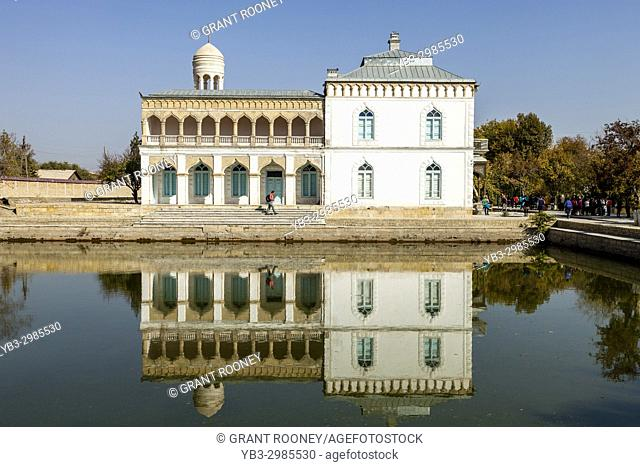 The Emir. . s Summer Palace, Bukhara, Uzbekistan