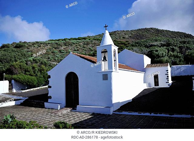 Ermita Virgen de los Reyes, El Hierro, Canary Islands, Spain
