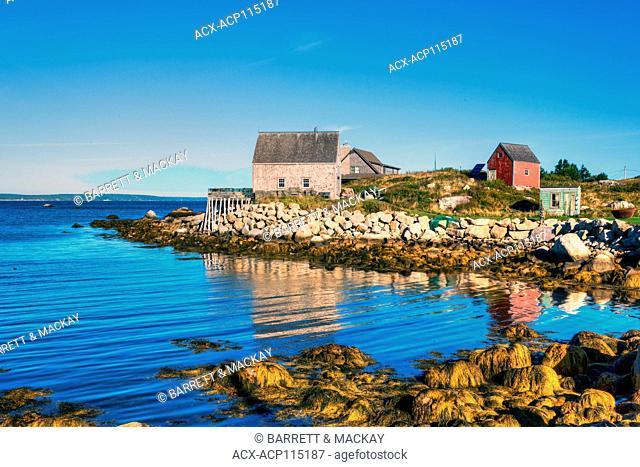Middle Point Cove, Nova Scotia, Canada