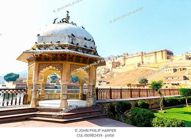 Amer Fort, Jaipur, Rajasthan, India