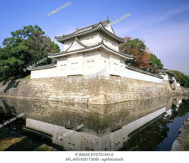 Nijou Castle, Japan, Kyoto, Japan