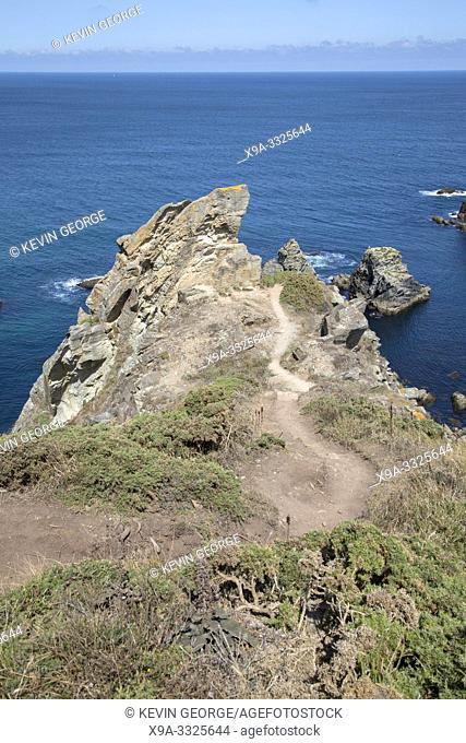 Headland at Costa Xuncos; Loiba, Galicia; Spain