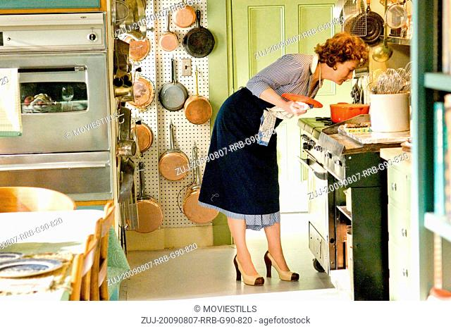RELEASE DATE: August 7, 2009. MOVIE TITLE: Julie & Julia. STUDIO: Columbia Pictures. PLOT: In 1949, Julia Child is in Paris, the wife of a diplomat