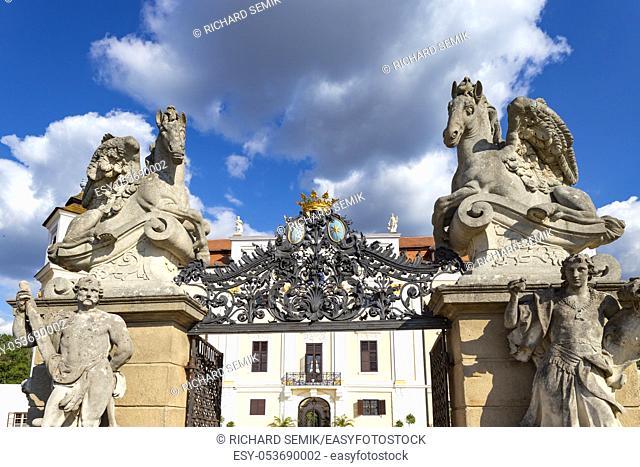 Milotice Castle, Czech Republic - State Milotice called pearl of South Moravia