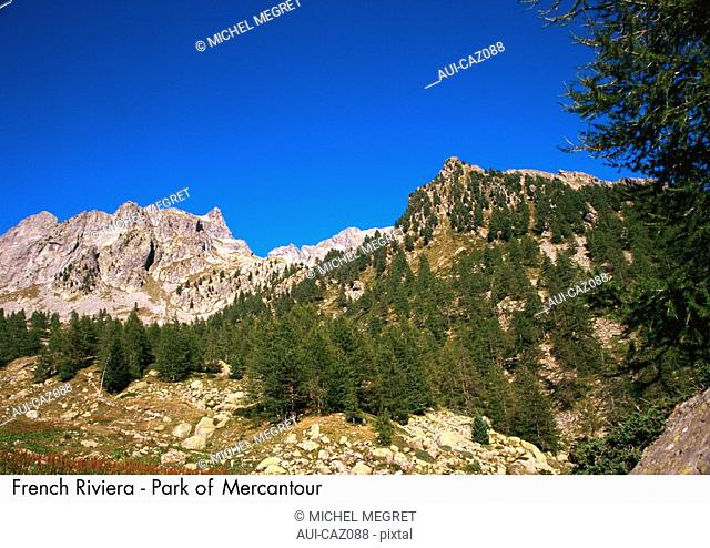 French Riviera - Park of Mercantour
