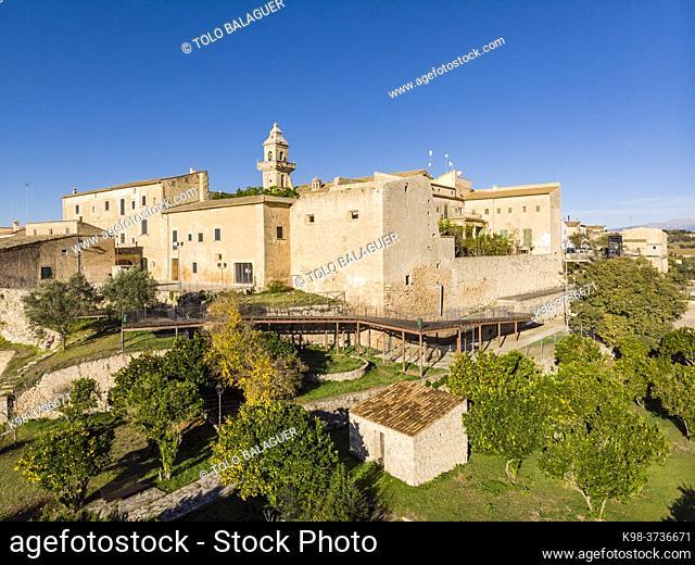 Dominican convent, Lloret de Vista Alegre, Mallorca, Balearic Islands, Spain