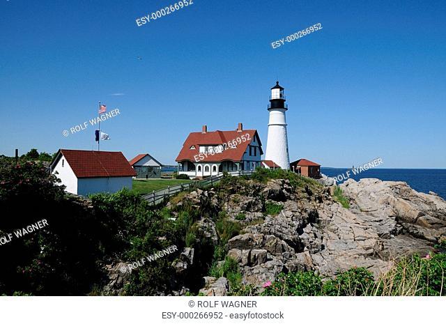 Portland Head Lighthouse - Maine