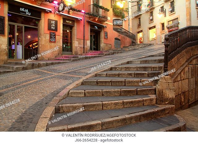 Bajada de la Misericordia street. Tarragona