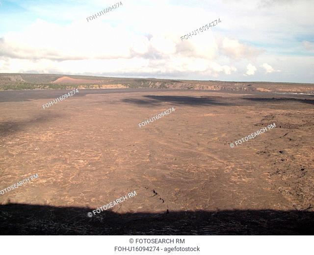 Big Island, Island of Hawaii, HI, Hawaii, Hawaii Volcanoes National Park, Kilauea Caldera, volcano, Kilauea Overlook