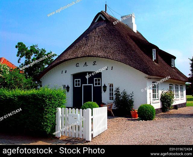 Haus in Sieseby an der Schlei