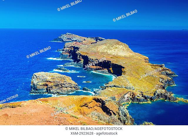 Punta de San Lorenzo. Madeira, Portugal, Europe