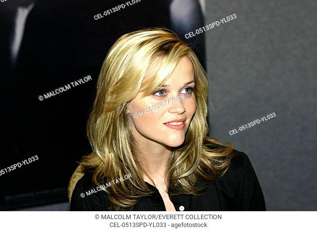 Reese Witherspoon at the press conference for WALK THE LINE Premiere at Toronto Film Festival, Sutton Place Hotel, Toronto, ON, September 13, 2005