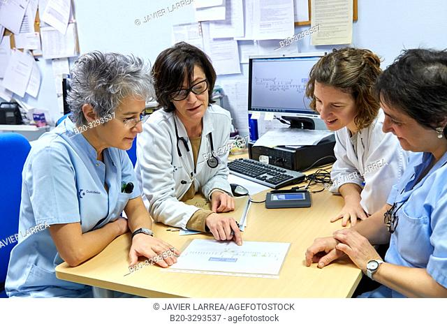 Genetic advice, Oncology, Hospital Donostia, San Sebastian, Gipuzkoa, Basque Country, Spain