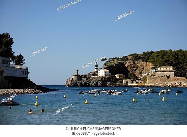 Port de Soller, Majorca, Spain