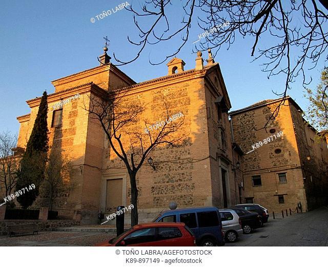 Conveto de los Carmelitas Descalzos. Toledo, Castilla-La Mancha, España