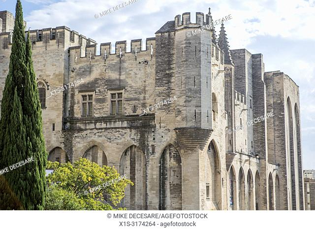 Avignon in the South of France was once the center of the Roman Catholic church and today is a popular destination for visitors to France