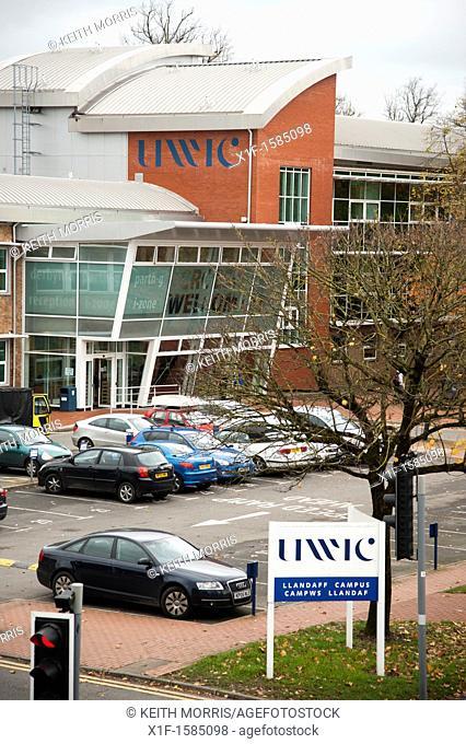 UWIC - University of Wales Institute, Cardiff, Wales UK