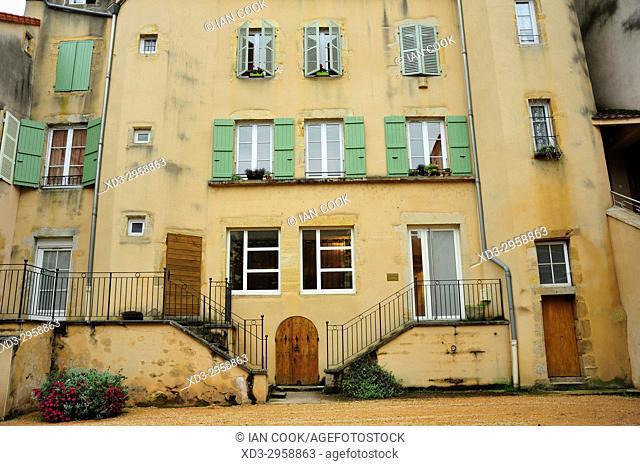 Charolles, Saône-et-Loire department, Bourgogne, France