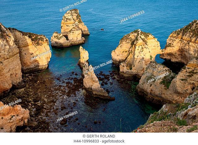 Ponta da Piedade, Portugal, Algarve