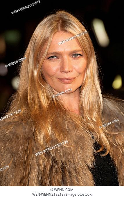 World premiere of 'KAJAKI. The True Story' at Vue Cinemas in Leicester Square - Arrivals Featuring: Jodie Kidd Where: London