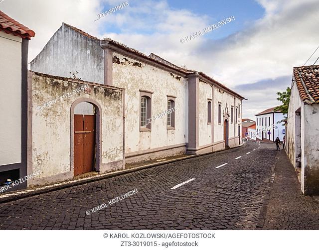 Vila do Porto, Santa Maria Island, Azores, Portugal